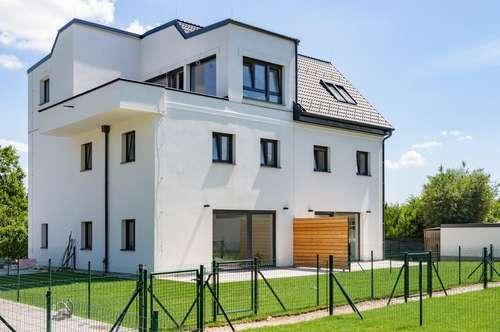 Traumhafte Gartenmaisonettewohnung mit Keller in Hirschstetten
