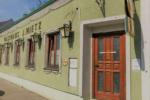 100 jährige Traditions-Gaststätte