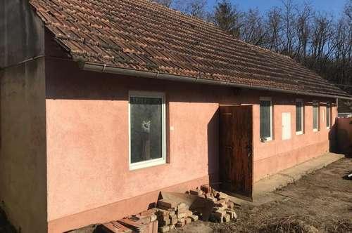 Rustikales Haus für Häuslbauer!