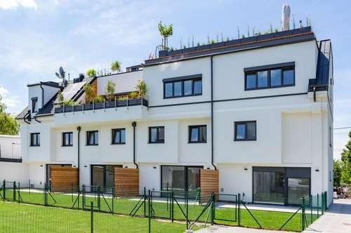 Gartenmaisonette Wohnung mit Reihenhauscharakter in idyllischer Lage