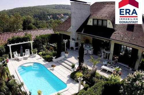 Luxuriöse TOP Villa in Mauerbach mit Swimmingpool - Ruhelage!