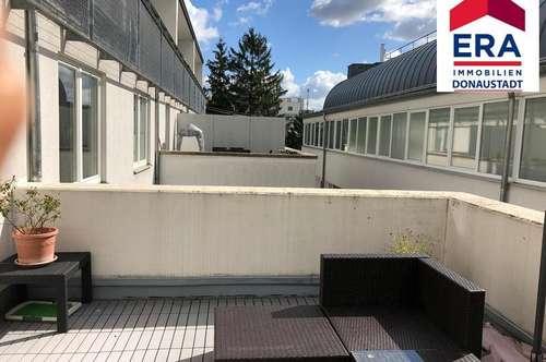 """RUHELAGE! Maisonette-Wohnung mit Terrasse + Loggia + """"Garage"""""""