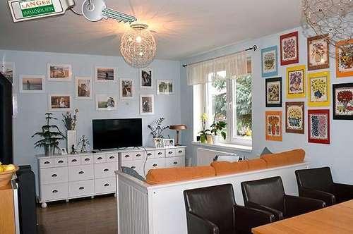 Nettes saniertes 4 - 5 Zimmerhaus mit Werkstatt und Garten!!!