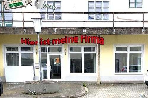KRUMBACH: Großes Büro mit Produktionsfläche und Lager zu vermieten!