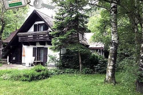Grünruhelage mit Urig-Romantischem Landhaus!!!