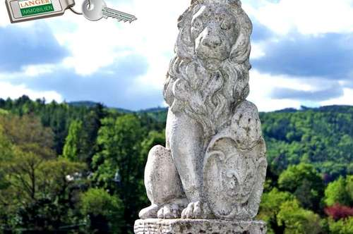 Unverbaubare Aussicht bei dieser Villa aus der Kaiserzeit!!!