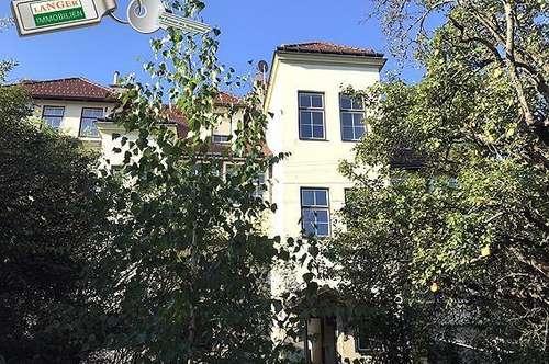 Zinshaus mit historischem Flair mit 2 Garagen und Garten!!!