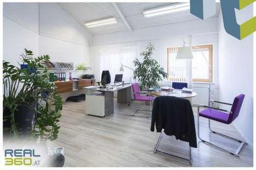 Provisionsfrei für den Mieter - Ebenerdige Bürofläche in Linz-Hörsching zu vermieten!