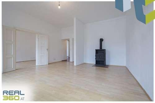 Wohnung mit toller Aufteilung und hofseitigem Balkon in Zentrumslage!