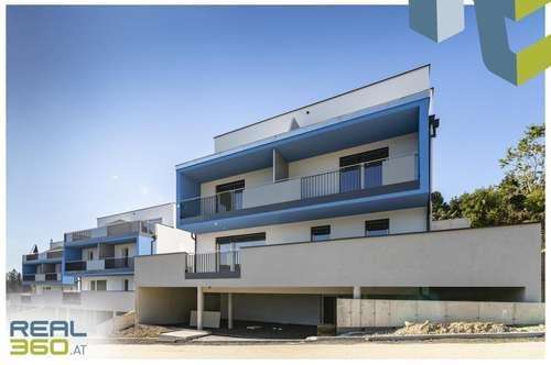 4-Zimmer-Neubaumaisonette mit Balkon und Dachterrasse - JETZT EINZIEHEN!