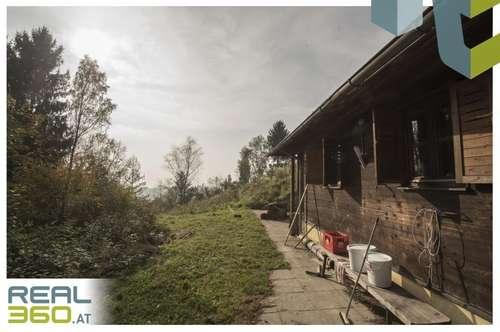 Grundstück mit Donau- und Alpenblick - Nur 15min nach Linz - Südhang!!