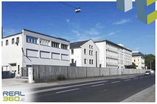 Große 2-geschoßige Lagerhalle zu vermieten in der Linzer Innenstadt!!