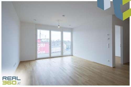 3-Zimmer-Wohnung - Hofseitige Terrasse - möblierte Küche!