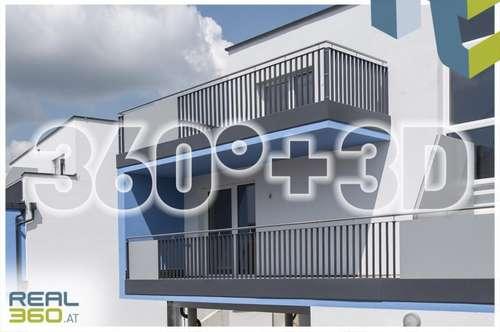 Projekt ALPENBLICK - NEUBAU! - 2-Zimmer-Wohnung mit Balkon und Garten - BEZUGSFERTIG! | TOP 10 |