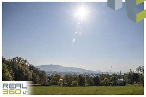 Grundstück mit Linzblick zu verkaufen - Aussichtslage am Pöstlingberg!!