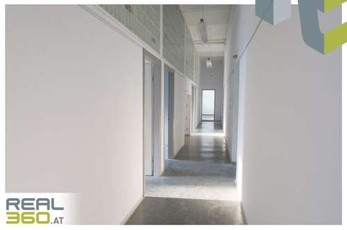Optimales Altbaubüro in der Nähe des Design Centers Linz nach Sanierung neu zu vermieten!!