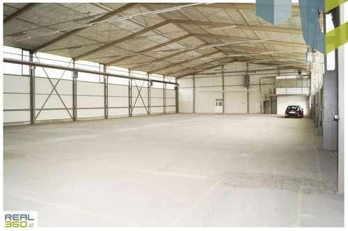 Lagerfläche mit ca. 1500 m² zu vermieten - Zentrum von Linz!