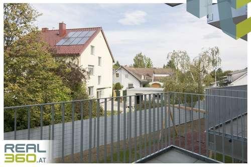 Erstbezug! NEUBAU - Perfekt aufgeteilte 2-Zimmer Wohnung mit tollem Balkon zu vermieten!