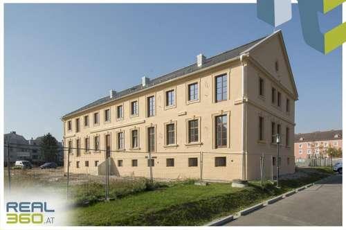 Exklusive neue Altbauwohnung mit SONNIGEM Garten und südseitiger Terrasse!