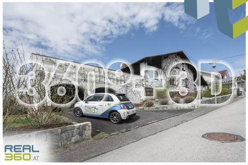 Wunderschönes Ein-/Zweifamilienhaus in Wels - Absolute Ruhe- und Grünlage in der Nähe!