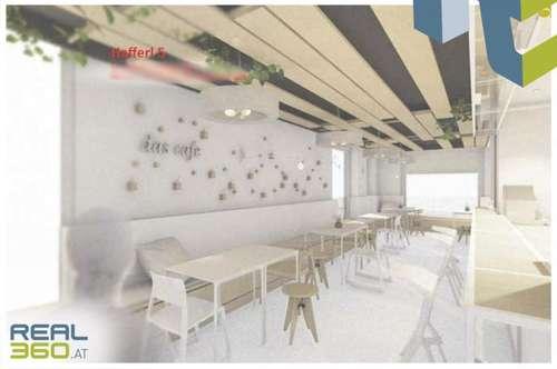 TOP moderne Gastrofläche in komplett saniertem Gebäude unweit der Linzer Landstraße zu verkaufen!
