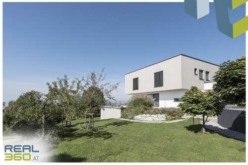 Energiespar-Hightech-Villa mit Alpenblick! 15 min vor Linz !!