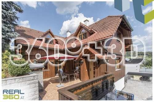 Sackgasse mit Aussichtslage - Familiendomizil am Gründberg zu verkaufen!!
