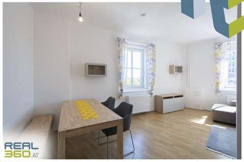 Ideale 2-Zimmer Wohnung mit neuer Küche im Linzer Zentrum - ab sofort!