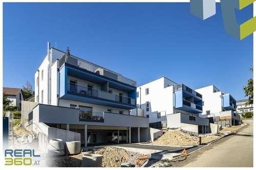 Wunderschöne 4-Zimmer-Neubaumaisonette mit Balkon und Dachterrasse - JETZT VERFÜGBAR!