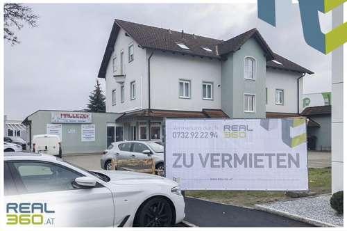 Zentrum von Marchtrenk - Multifunktionales Gewerbeobjekt zu vermieten!!!