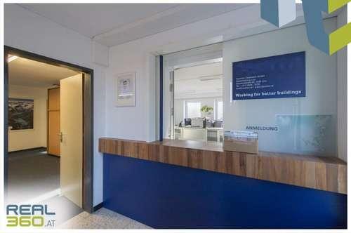 Optimale Büroflächen auf 2 Geschoßen in der Siemensstraße in Linz zu vermieten!!!