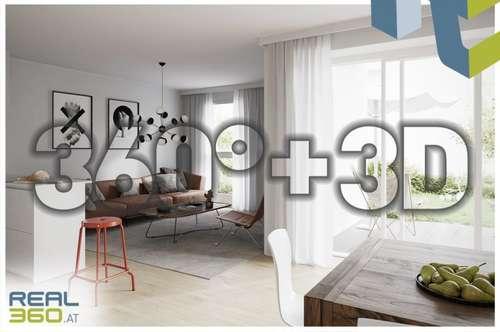 Förderbare Neubau-Eigentumswohnungen im Stadtkern von Steyr zu verkaufen - SOLARIS AM TABOR - PROVISIONSFREI!! (Top 16)