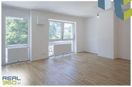Perfekte erste eigene Wohnung - Garconniere mit Balkon!