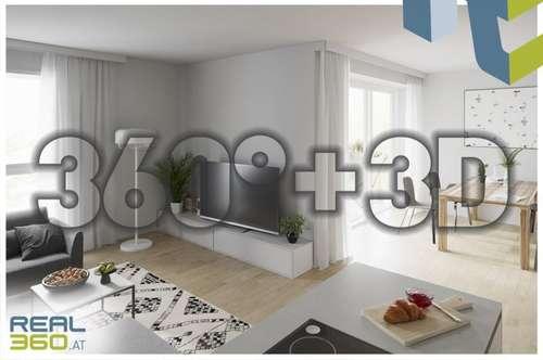 SOLARIS AM TABOR - Förderbare Neubau-Eigentumswohnungen im Stadtkern von Steyr zu verkaufen - PROVISIONSFREI!! (Top 24) BELAGSFERTIG!!