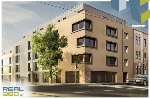 2-Zimmer-Wohnung mit optimaler Aufteilung - ERSTBEZUG