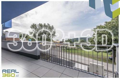 Bezugsfertige und roßzügige 4-Zimmer-Wohnung - NEUBAU! Projekt ALPENBLICK | Terrasse 50m² + Grünfläche 30m² |