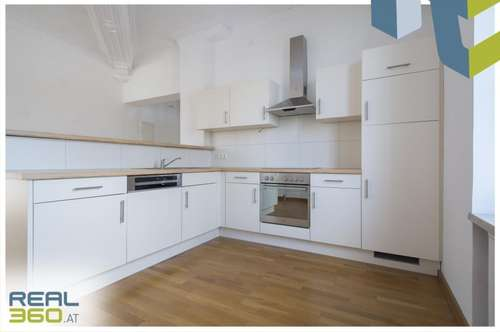 Wohnung mit Wintergarten ab sofort zu vermieten!