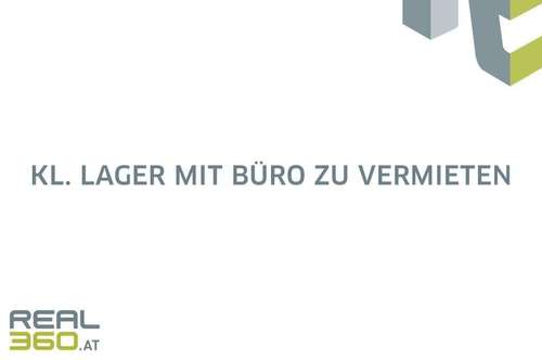 Gewerbeobjekt mit Büro und Garage/Lager auf ca. 160m² in Linz mit Parkplätzen zu vermieten!!