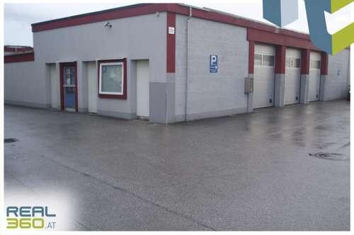 Optimale Garage in Linz-Süd, in Nähe der Autobahn, zu vermieten!
