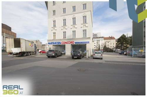 Tolle Geschäftsfläche in Linzer Hochfrequenzlage zu vermieten!