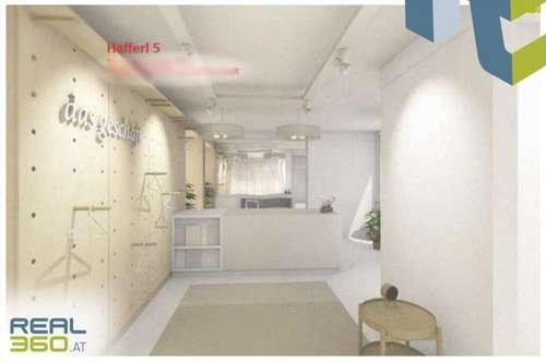 Geschäftsfläche in komplett saniertem Gebäude unweit der Linzer Landstraße zu vermieten!
