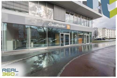 Zentrale Geschäftsfläche direkt an der Wiener Straße zu vermieten!