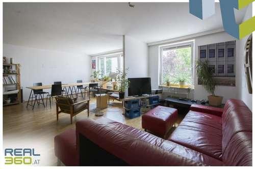 Perfekter Grundriss - 4 Zimmer Wohnung - ideal auch für eine WG!