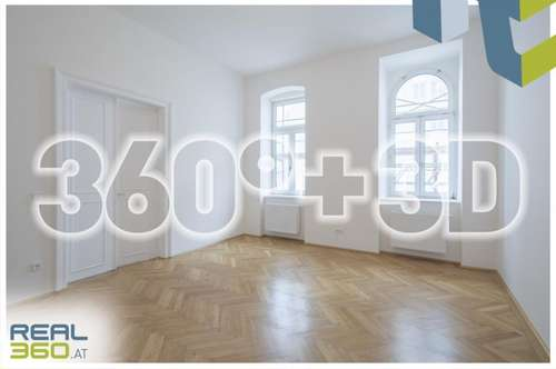 4-Zimmer Altbauwohnung in Zentrumslage zu vermieten!