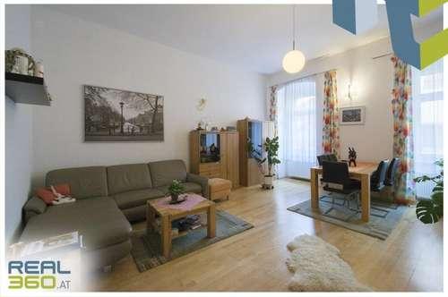 Tolle 2,5-Zimmer-Wohnung mit Küche und hofseitigem Balkon zu vermieten!