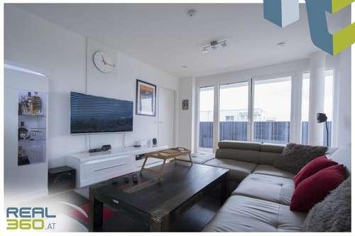 Gemütliche 2-Zimmer Wohnung mit riesen Loggia zu vermieten!