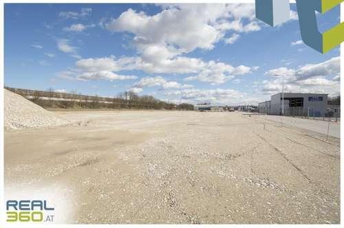 Betriebsbaugrundstück in Marchtrenk/Weißkirchen um 0,69€/m² auf Superädifikatbasis!!!!!
