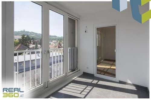 Kompakte 2-Zimmer-Wohnung in perfekter Urfahr-Lage zu vermieten!