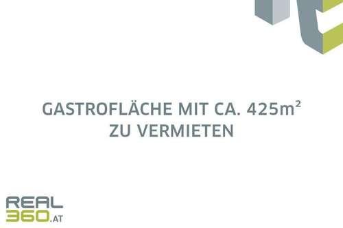 ERSTBEZUG! Moderne Neubau-Gastrofläche mit Gastgarten in Linzer Zentrumslage zu vermieten!