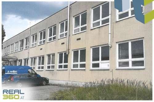 Gewerbeobjekt bestehend aus Halle und Büro in TSCHECHIEN (Jindrichuv Hradec) zu verkaufen!
